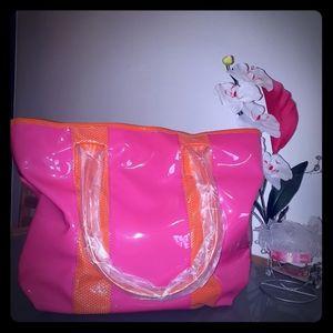 Handbags - Tote, vinyl